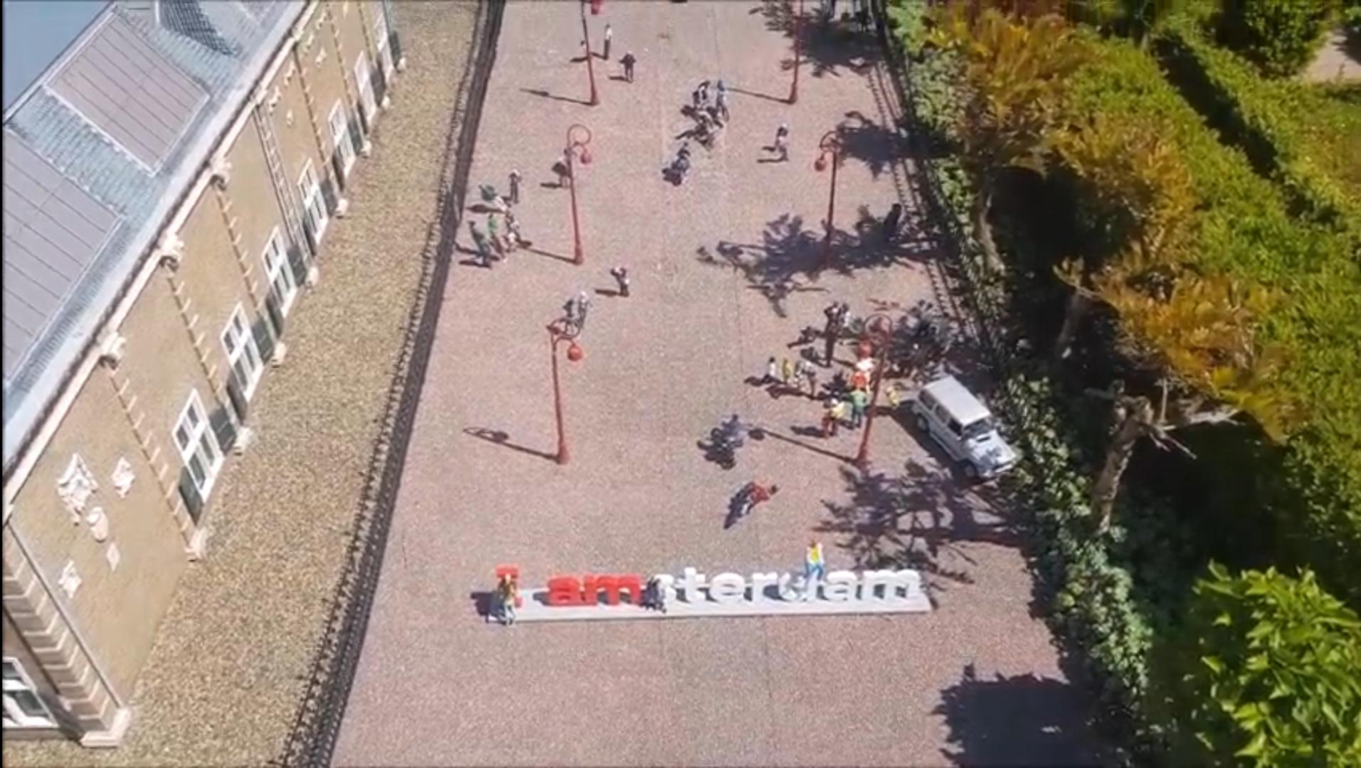 Madurodam: Amsterdam