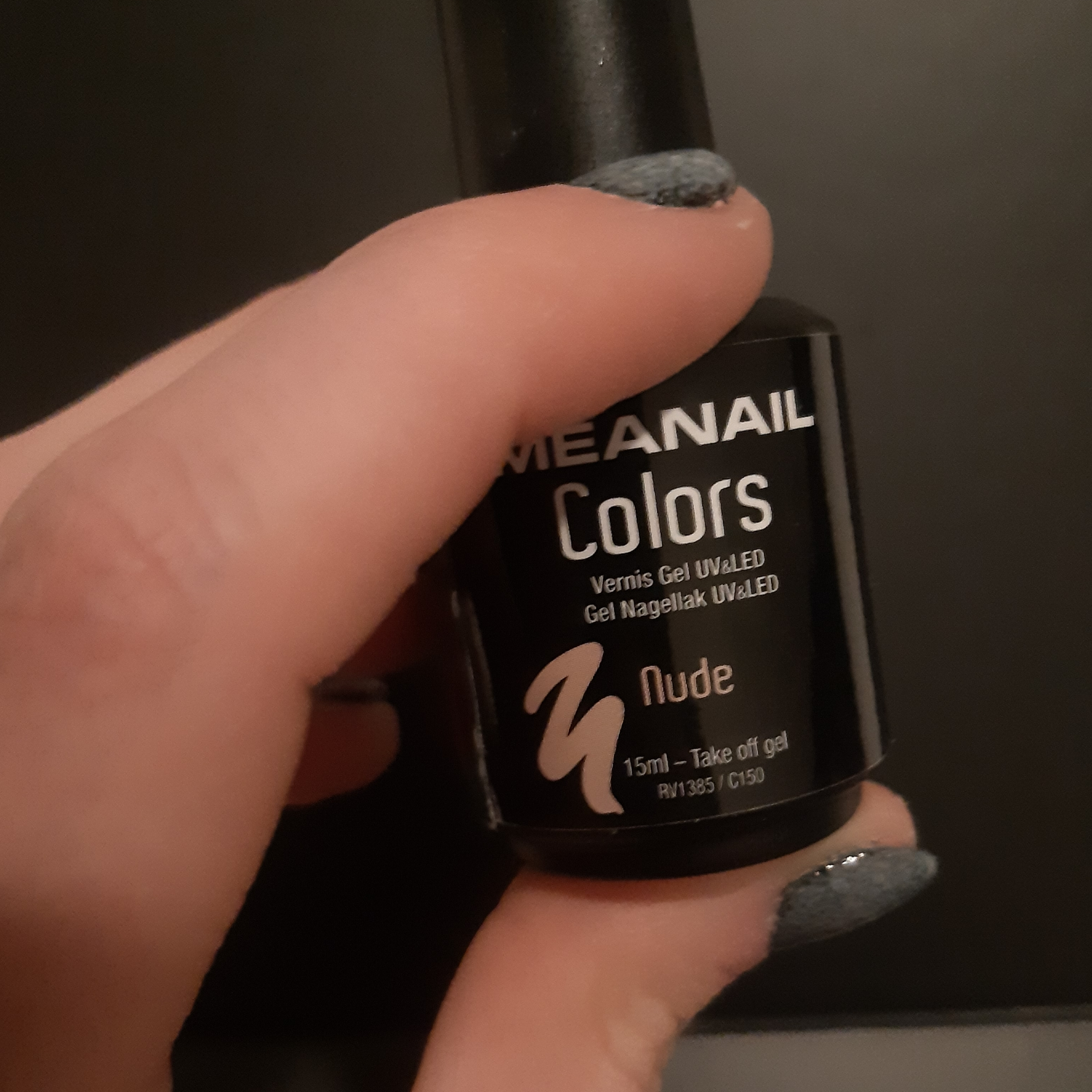 Meanail Nude Gel Nail Polish