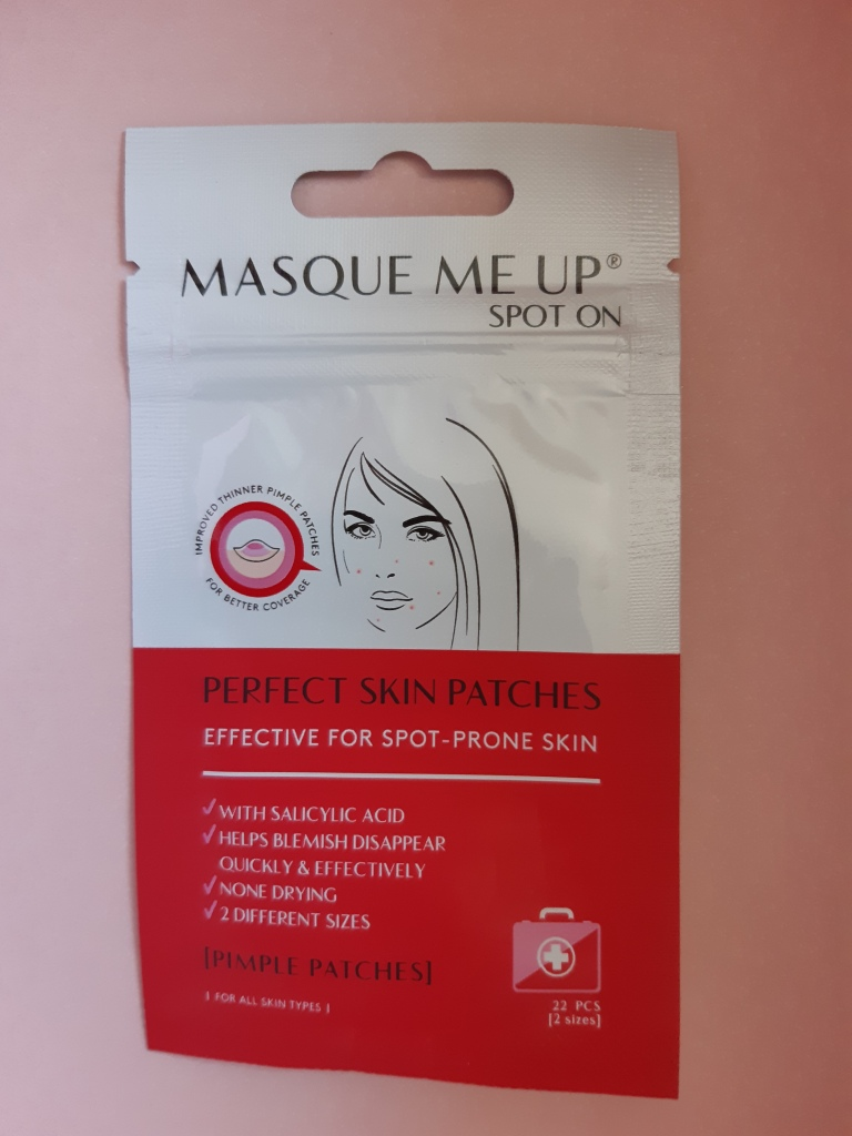 MASQUE ME UP Spot On Pimple Patches
