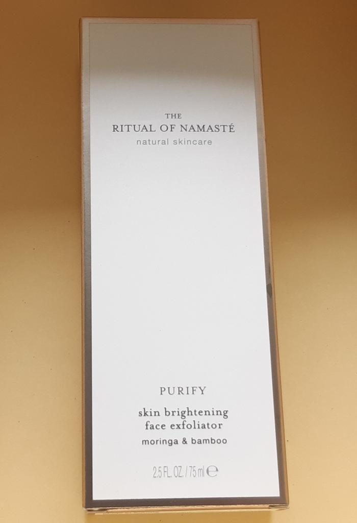 Rituals: The Ritual of Namaste Skin Brightening Face Exfoliator