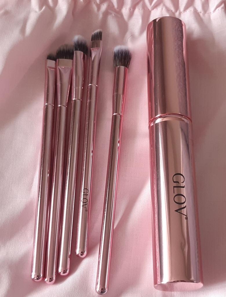 GLOV brush set