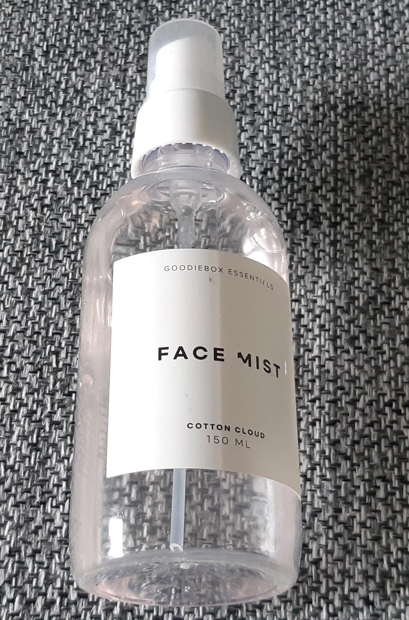 Goodiebox Essentials Face Mist