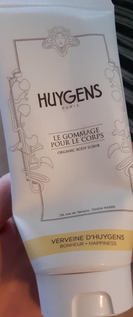 Huygens Organic Body Scrub