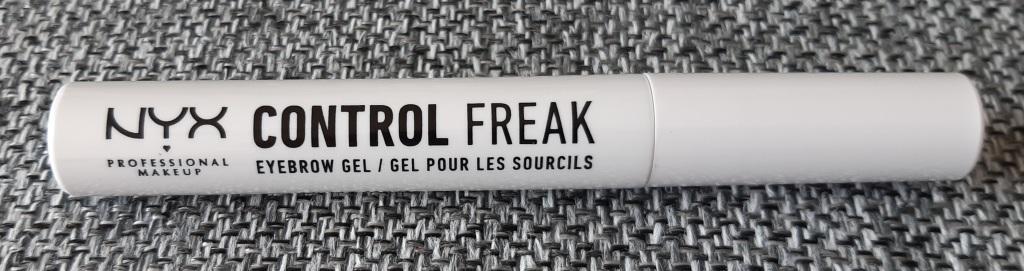 NYX Professional Makeup Clear Brow Gel Control Freak
