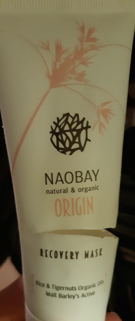 Naobay Natural & Organic Origin Recovery Mask