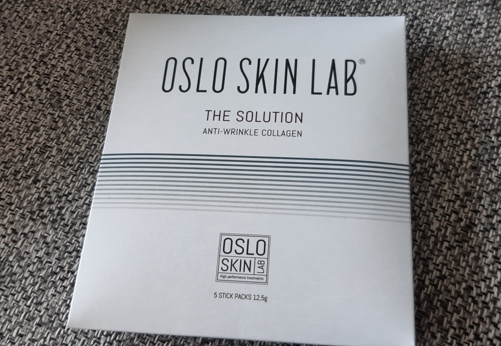 Oslo Skinlab /The Solution Anti-wrinkle Collagen