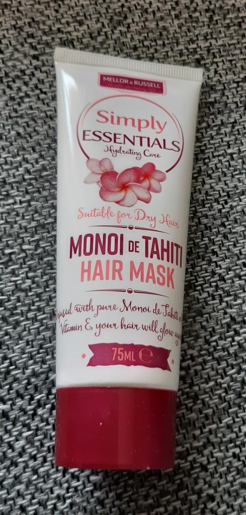 Simply Essentials /Monoi de Tahiti Hair Mask