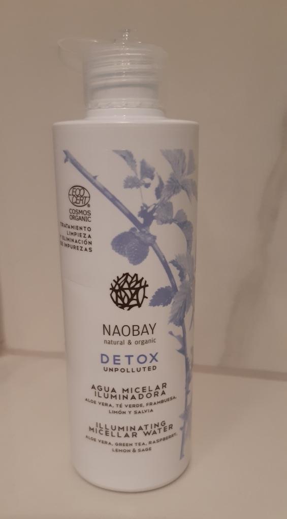 Naobay Detox Illuminating Micellar Water