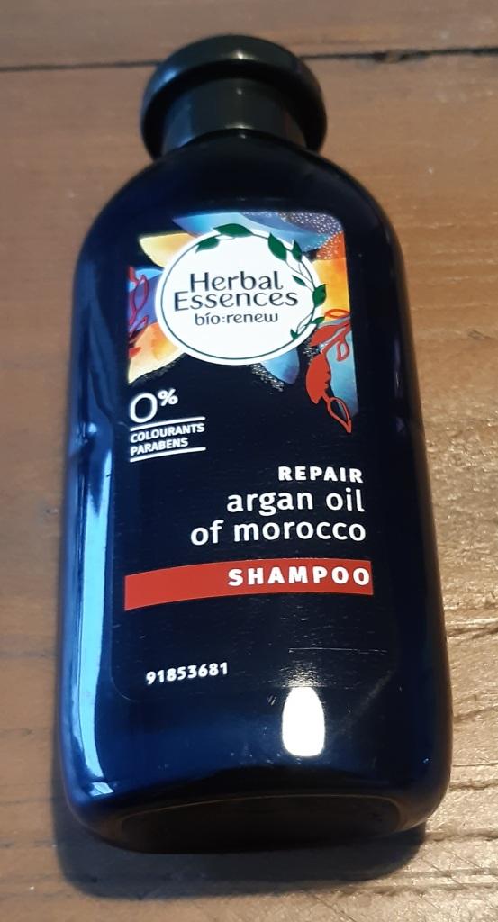 Herbal Essences Repair Shampoo Argan Oil of Morocco